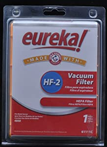 Eureka HF2 Filter, Fits 4800 Series, E-61111