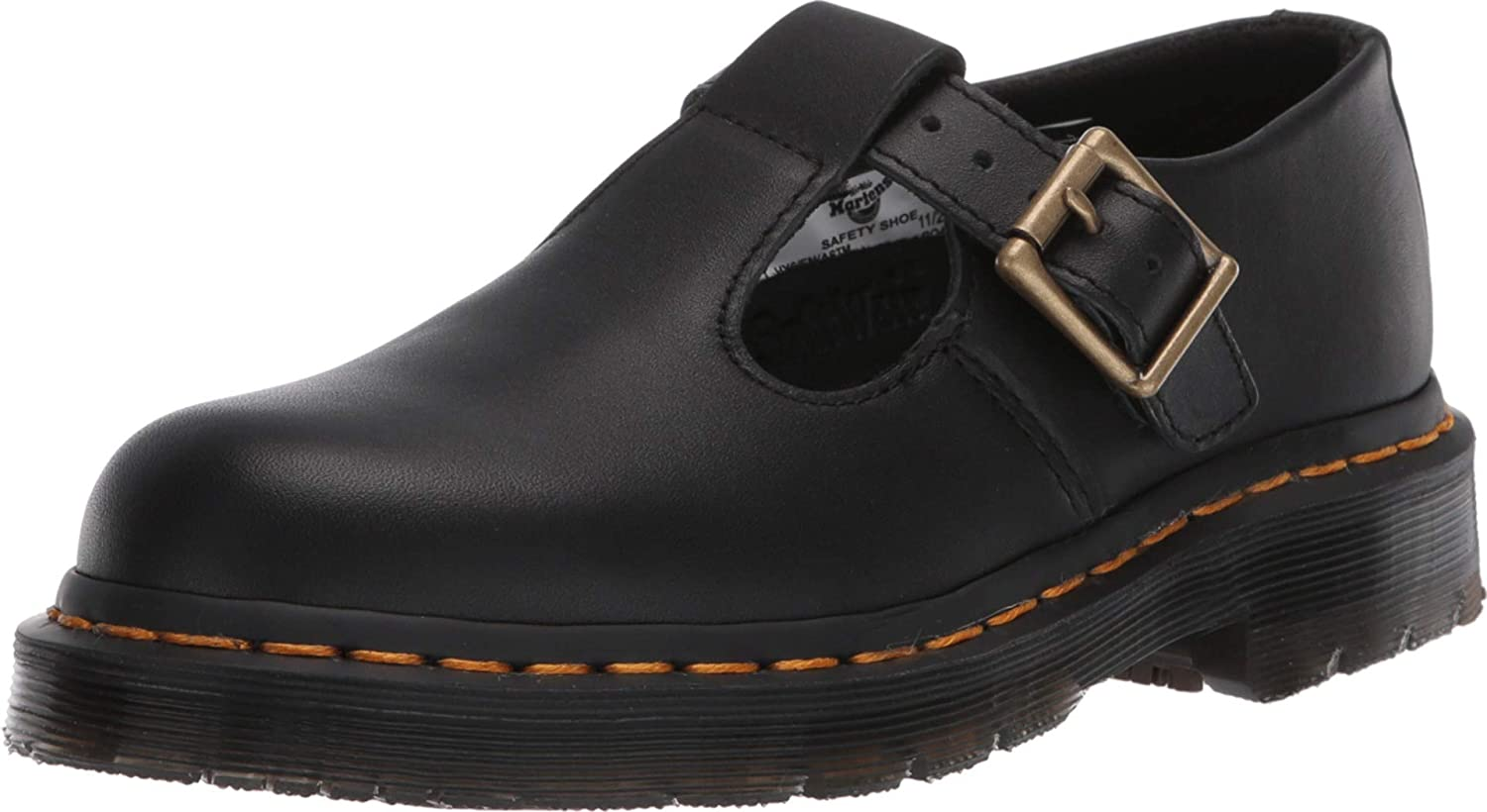 Dr. Martens, Women's Polley Slip Resistant Service Shoes