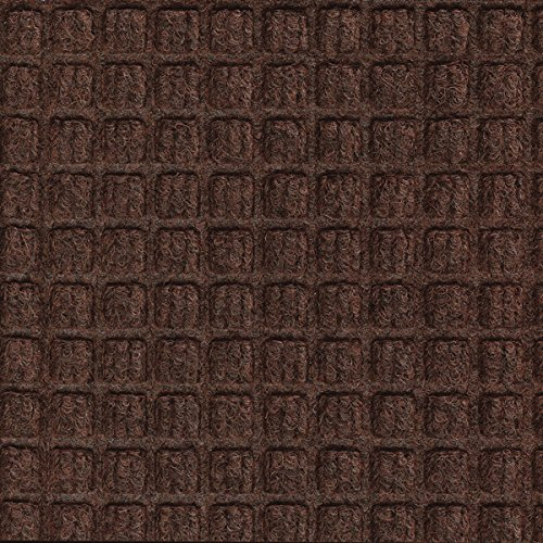 (Waterhog Fashion Gripper Back Dark Brown 2' x 3' Drainable Entrance Mats)