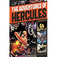 Adventures of Hercules (Graphic Revolve: Common Core Editions)