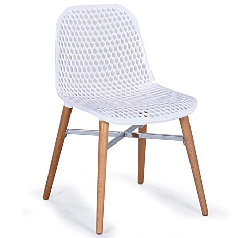 Prime Amazon Com End Of The Desert Openwork Chairs Stylish Theyellowbook Wood Chair Design Ideas Theyellowbookinfo