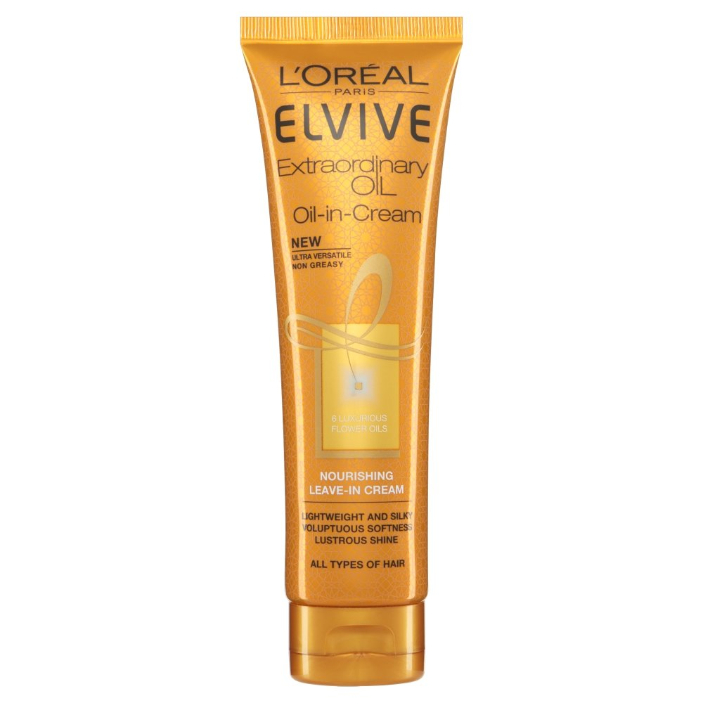 Elvive straordinario oil-in-cream Nourishing leave in Cream 150 ml L' Oreal 3600523022151