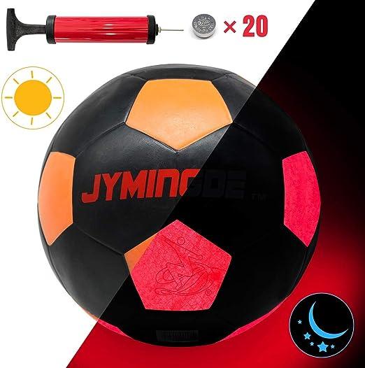 Lecc Balón De Fútbol, Bomba Balón Baterías Repuesto. El LED ...