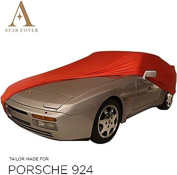 Star Cover Autoabdeckung Rot Porsche 911 Carrera Rs SchutzhÜlle Abdeckplane Schutzdecke Auto
