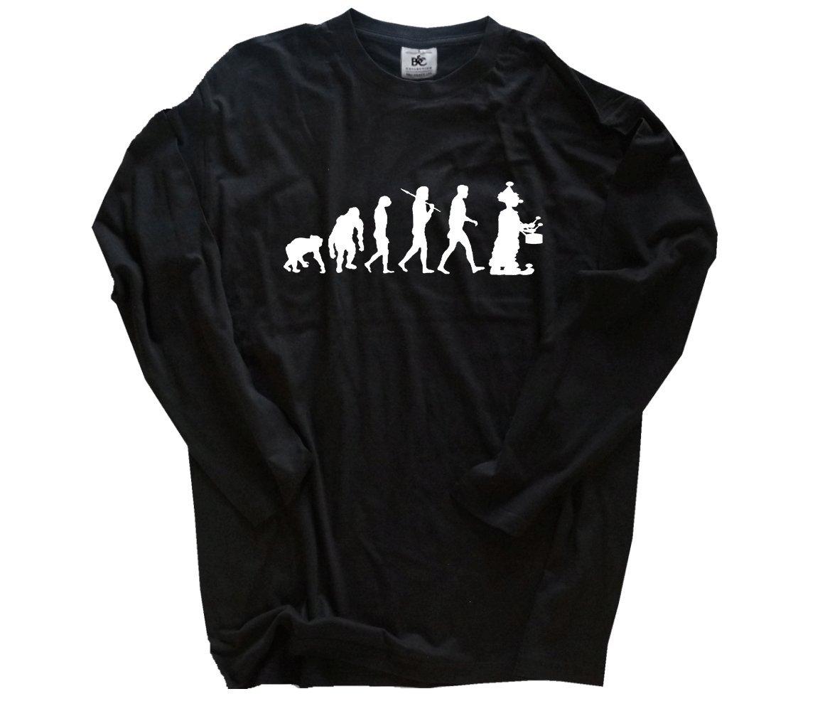 Shirtzshop T-shirt Evolution Evolution Evolution Lehrer B00PST730S T-Shirts Verhandlung 2e46d4