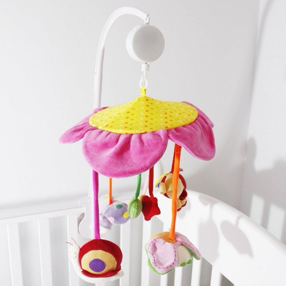 Crib mobiles bad for babies - Amazon Com Victsing 26 Inch Baby Crib Mobile Bed Bell Holder Music Box Arm Bracket Wind Up Baby Bed Stent Set Baby