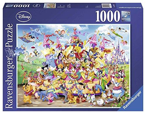 1000 Piece Disney Carnival Puzzle