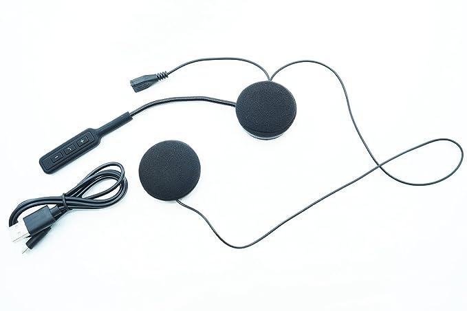 34 opinioni per MICROFONO AURICOLARI BLUETOOTH IMPERMEABILE CASCO MOTO SCOOTER CHIAMATE MP3 J008