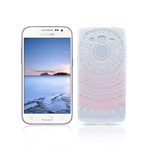 51 opinioni per Cover Samsung Galaxy Core Prime G360 Custodia TPU Silicone OuDu Cover Samsung