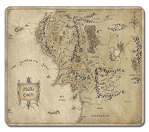 Experience Lord Of The Rings on FanBabel – Best Middle Earth Map