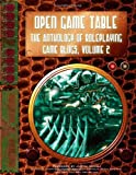 Open Game Table: The Anthology of Roleplaying Game Blogs, Vol.2 (OGT0002)