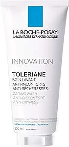 Toleriane Anti-Dryness Caring Wash Cleanser