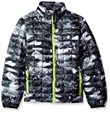 Weatherproof Big Boys' Box Quilted Thermoball Jacket
