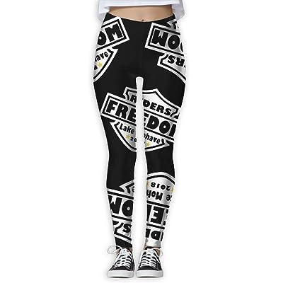 Lake-Mohave Women High Compression Pants Leggings Athletic Yoga Pants