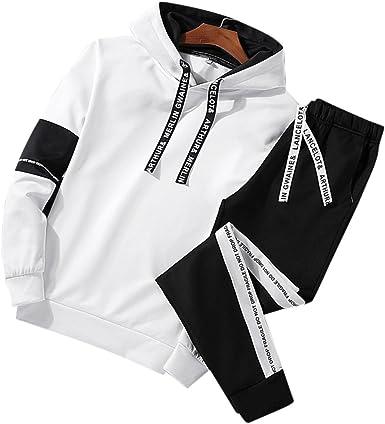 D&R Fashion Camisa Con Cuello Mao Acabado A Cuadros Parches De Codo De Gamuza Slim Hombre S Blanco: Amazon.es: Ropa y accesorios