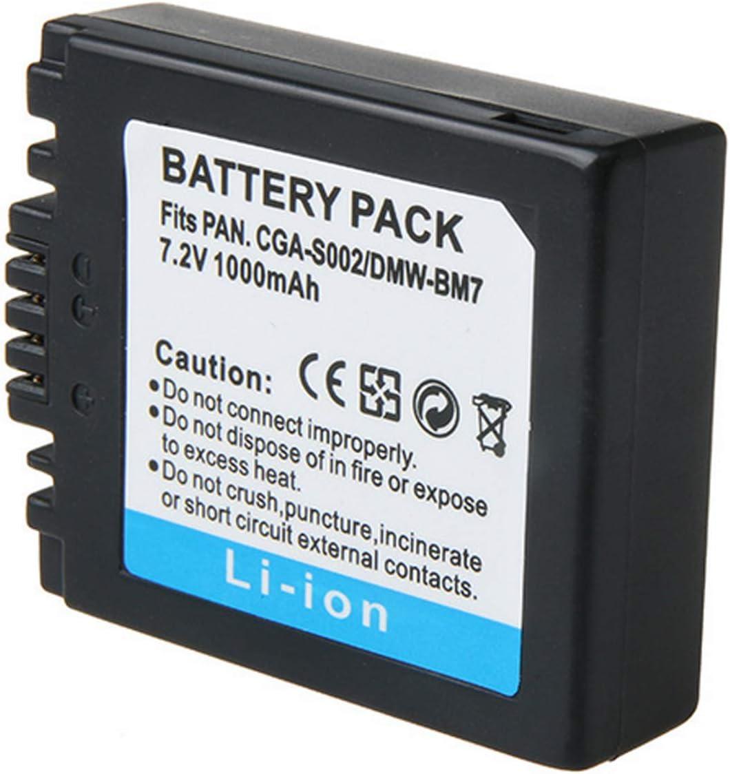 Batería para PANASONIC LUMIX DMC-FZ5EB FZ5EG K S