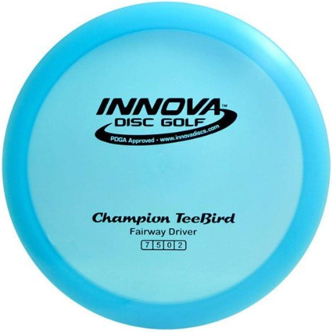 Innova - Champion Discs Teebird Golf Disc (Colors May Vary)