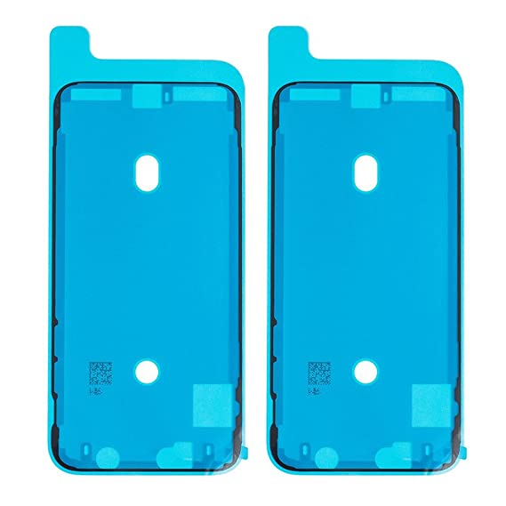 buy popular 3c1ed 35cf4 Afeax OEM Screen Adhesive Tape Strips LCD Display Sealing Adhesive  Replacement for iPhone X,Front Housing Frame Waterproof Pre-Cut Seal  Stickers, ...