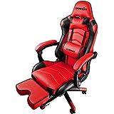 Raidmax Drakon 709 Gaming Chair (Red)