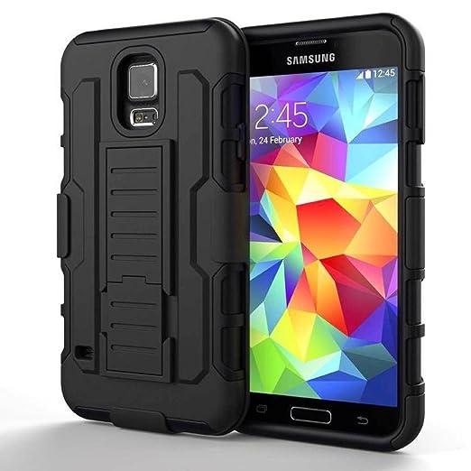 6 opinioni per Samsung Galaxy S4 Custodia, Pasonomi® Galaxy S4 Prova di scossa Resistenza alle