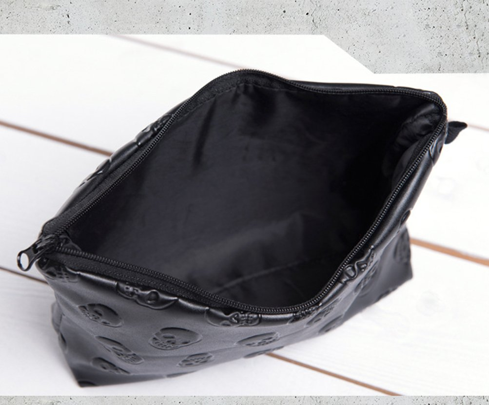 325f7816b80b wonbye Golden Cosmetic Bag, Cosmetic Toiletry Bag, Waterproof Cosmetic Bag,  Tools Case
