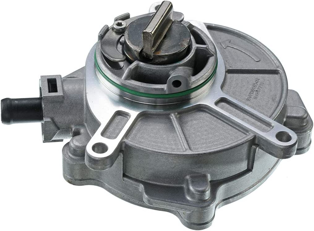 A-Premium Brake Vacuum Pump Compatible with Audi A4 2006-2008 A4 Quattro B7 B6 Series 2005-2008