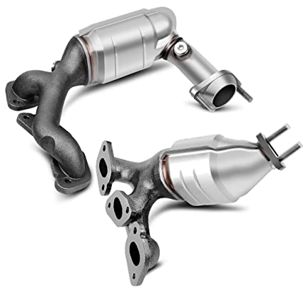 amazon com catalytic converters w exhaust manifold for 01 07 fordFord Escape 20062007 Direct Fit Federal Oem Grade Catalytic Converter #7
