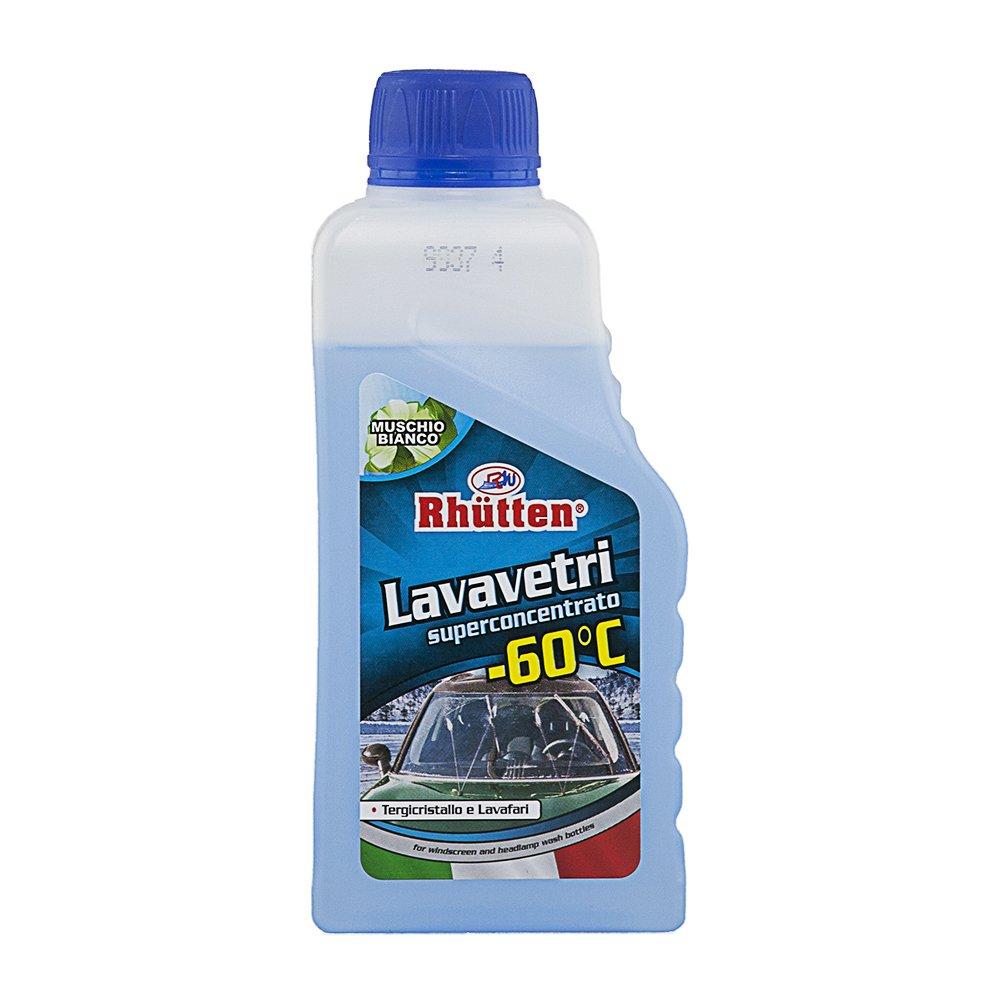 Rhutten 180052 Detergente Liquido per Impianti Lavavetri e Lavafari, 250 ml