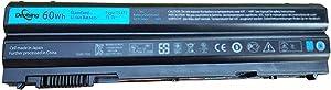 Dentsing Compatible/Replacement Laptop Battery for Dell T54FJ DHT0W 451-1197 Latitude E5430 E5530 E6430 E6530 ATG 60WH