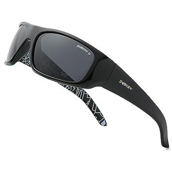 Amazon.com: DUBERY - Gafas de sol polarizadas para hombre y ...