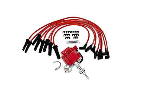 A-Team Performance Complete HEI Distributor Spark Plug Wires and Pig on installing ignition coil, installing pistons, installing camshaft,