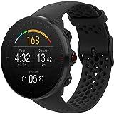 Polar Vantage M GPS Advanced Running & Multisport Watch + Wrist-Based Heart Rate - Black, M/L