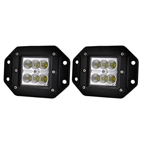 30W 5 Inch CREE LED Work Light Liteway Flood Beam Cube Pod L& Driving Headlight Backup  sc 1 st  Amazon.com & Amazon.com: 30W 5 Inch CREE LED Work Light Liteway Flood Beam Cube ...