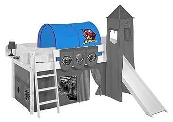 Tunnel Set Etagenbett : Tunnel spiderman für hochbett spielbett und etagenbett amazon