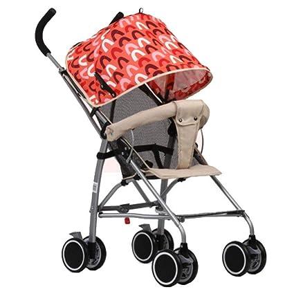 98a421df5 Ladjo Cochecito de bebé Cochecito de bebé Infantil para recién Nacido y  niño pequeño - Cuna
