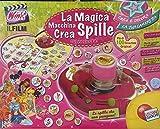 LISCIANI WINX LA MAGICA MACCHINA CREA SPILLE