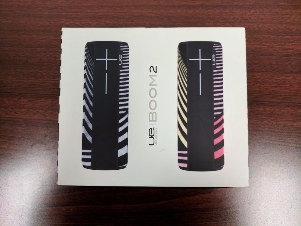 UE BOOM 2 Twin Pack - Downtown Deco
