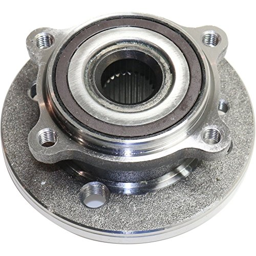 Wheel Hub and Bearing compatible with 2007-2015 Mini Cooper Front Left or Right FWD With ABS Encoder from Evan Fischer