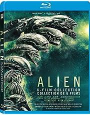 Alien 6 Film Collection (Bilingual) [Blu-ray + Digital Copy]