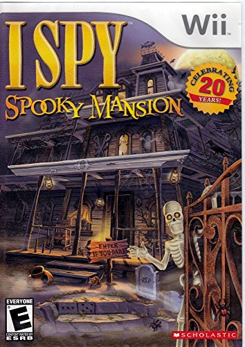 I Spy Spooky Mansion - Nintendo