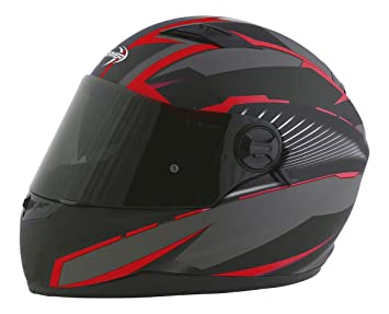 Storer casco integral