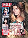 Hola! magazine, November 2nd 2011, Michelle Salas, Princess Letizia