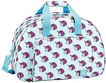 Ragusa-Trade Musgo Unicornio Unicornio Niñas Mujer, Bolsa de ...