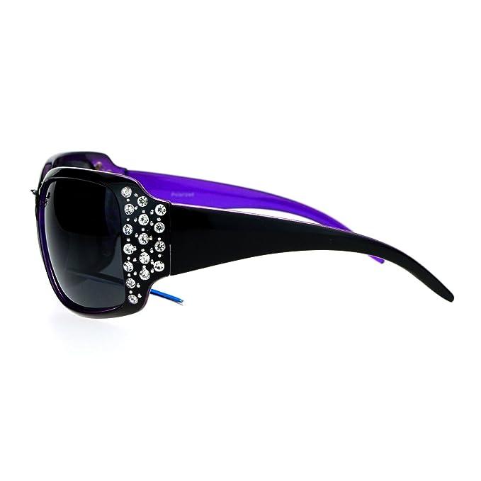Amazon.com: SA106 lentes polarizadas de gran tamaño con ...