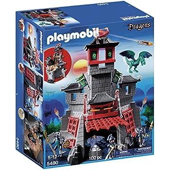 Amazon.com: Playmobil Dragons Dungeon: Toys & Games