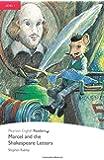 Penguin Readers: Level 1 MARCEL AND THE SHAKESPEARE LETTERS (Penguin Readers, Easystart)