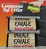 Luggage Spotter BUY ONE GET ONE FREE! 4-PACK SUPER GRABBER Neoprene Handle Wrap Grip Luggage Identifier for Suitcases, Grocery Bags, Pet Carriers, Wraps Around Just About Anything!