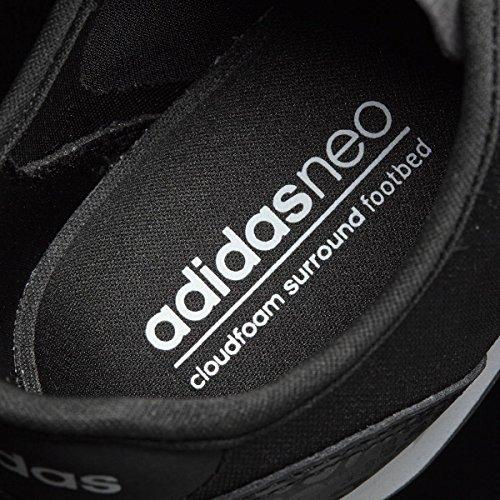 adidas Cloudfoam Groove TM W, Scarpe da Ginnastica Donna, Nero (Negbas/Negbas/Ftwbla), 40 EU