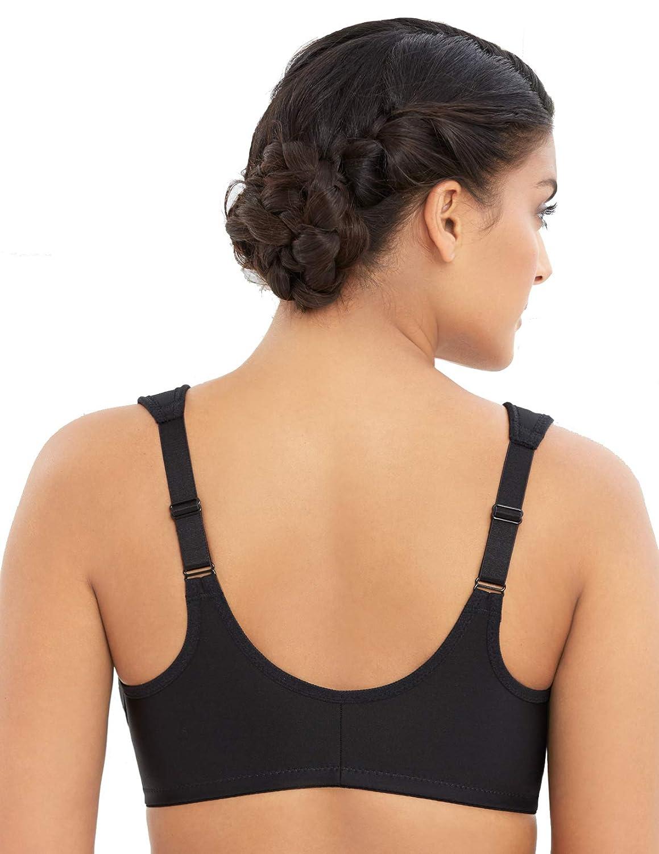 0e8121a2104 Glamorise Women's Full Figure Underwire Front Close Bra #1245 at Amazon  Women's Clothing store: Bras