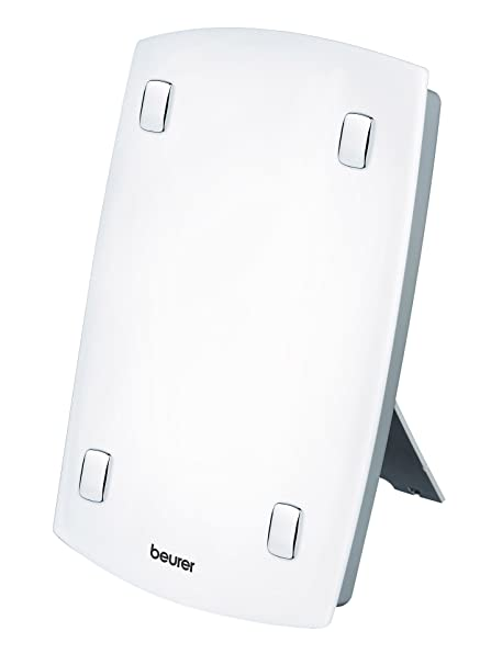 Beurer TL 60 - Lámpara de luz diurna, intensidad de 10.000 lux, color blanco